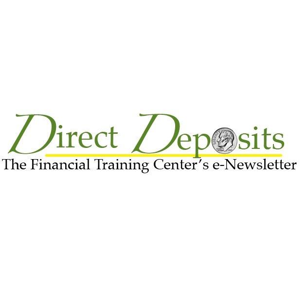 Direct Deposits - Email Newsletter LOGO