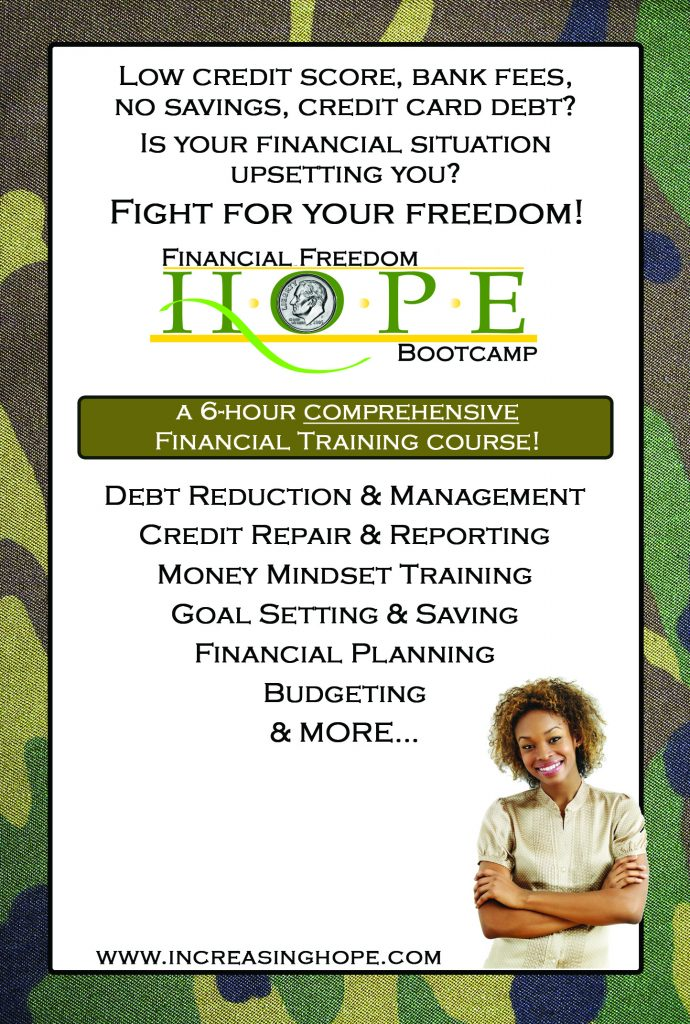 Financial Freedom Bootcamp Description